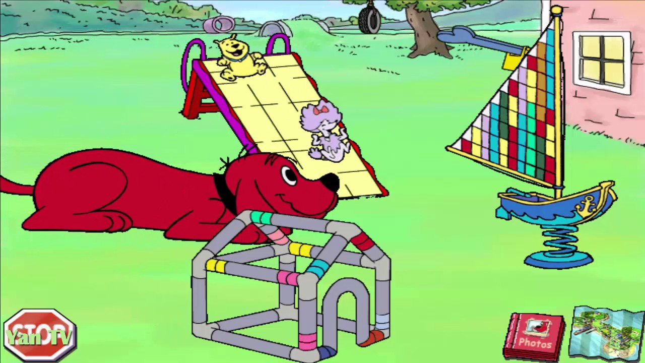 Clifford the Big Red Dog full episodes - Clifford the Big Red Dog learning activities - Clifford the