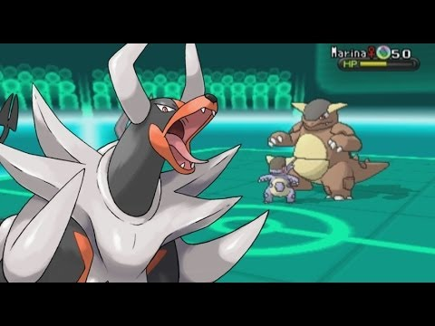 Nbz Vs E-Lo - Narrated Pokemon X & Y Wifi Battle #27