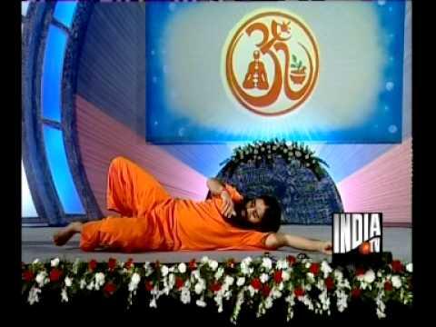 Kandharasana to treat Uterus related problems !