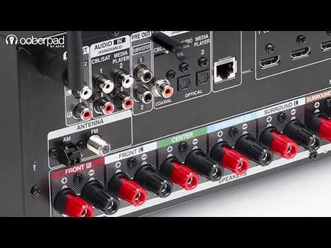 Picking the right AV receiver for your Home Cinema