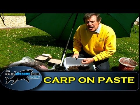 Carp on paste baits with Graeme Pullen - Series 1 - Episode 1