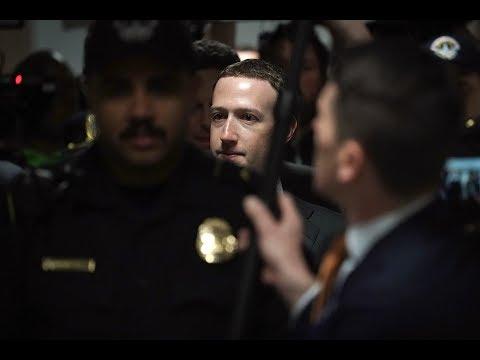 Facebook's CEO Mark Zuckerberg Testimony | Day 1