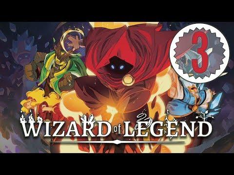 Wizard of Legend - FIRST BOSS