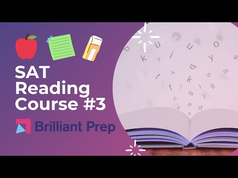 How Reading is Scored, SAT Reading Course #3