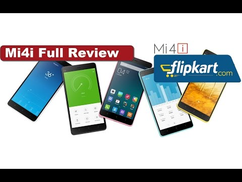 Mi4i Full Review | After 2 weeks of use | India | Flipkart Version