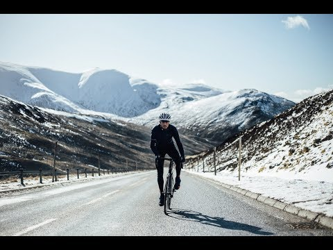 Walter Hamilton - Endura's total cyclist