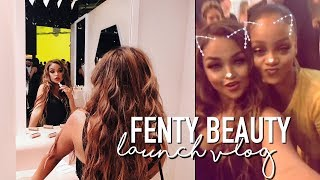 Fenty Beauty Launch + I MET RIHANNA ♡