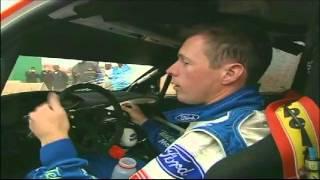 WRC 2002 - Colin McRea, Richard Burns & Tommi Makinen.