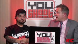 Hornswoggle - Why CM Punk Stopped Talking To Him & Calls Punk A Dickhead + Says Great Khali Sucks