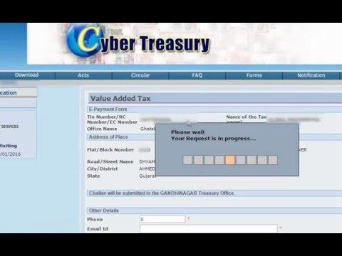 Online VAT Payment