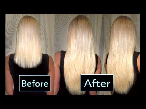 HOW TO GROW YOUR HAIR FASTER - Russian hair secret #2