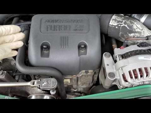 Ford 7.3 liter Diesel bad fuel economy/lack of power: back pressure line fix $$ save $$