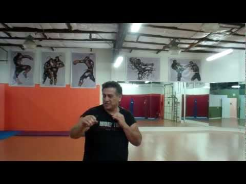 How To Punch: Hand Gripper Punch Training