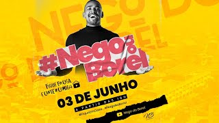 Live #NegoNoBorel