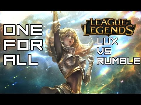 GREEDY LUX!! | League of Legends