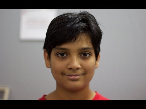 12 Year Old Robot-Building Genius