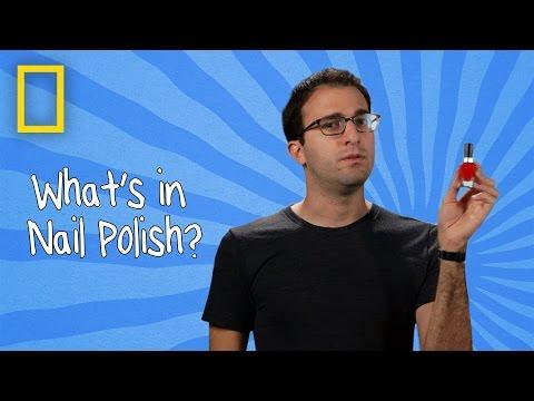 Nail Polish | Ingredients With George Zaidan (Episode 4)