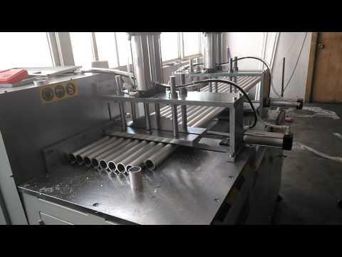 Fully automatic aluminum/copper profile/tube/pipe cutting machine