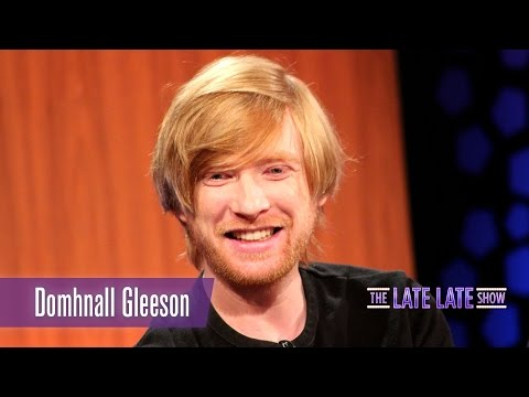 Domhnall Gleeson talks Star Wars | The Late Late Show | RTÉ One