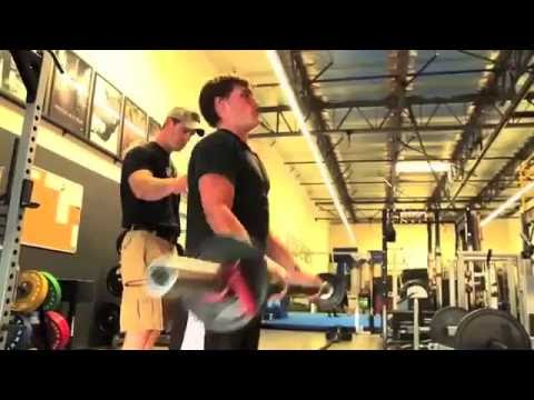 Josh Hutcherson Working-Out
