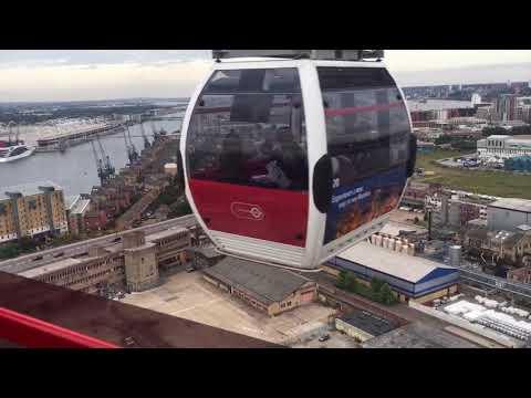 London o2 Arena to Royal Victoria 2017