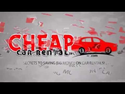Cheap Car Rental Tips - Transformer Style