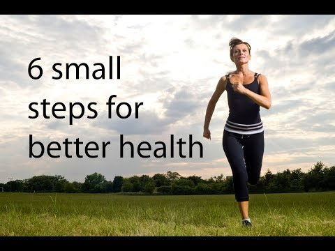 6 small steps for better heart health. How to make a baby in bed
