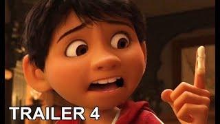 COCO - Trailer 4 Español Latino 2017