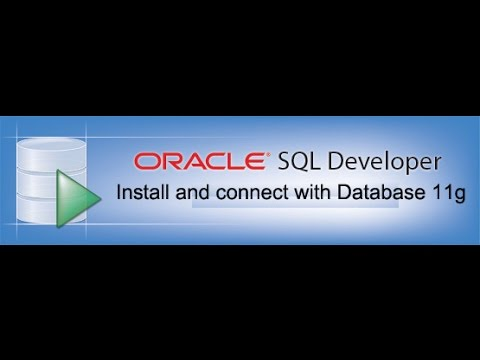 SQL Developer: Install and configure SQL Developer on windows | How to install SQL Developer