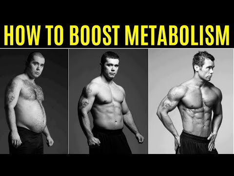 How To Boost Your Metabolism & Burn More Fat | 5 Easy Ways