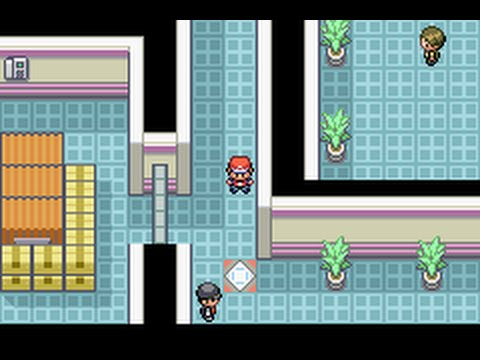 Silph Co. Walkthrough - Pokémon FireRed/LeafGreen
