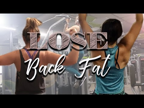 Say GOODBYE to Back Fat & Make Your Waist Smaller