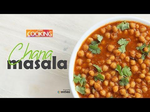 Chana Masala | Ventuno Home Cooking - VEGAN