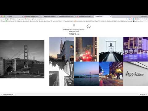 Instagam API Tutorial requests to photos