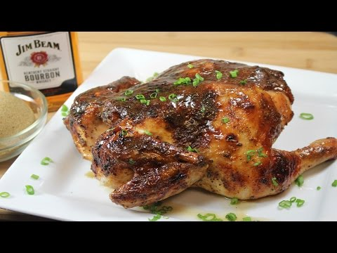 THE BEST Bourbon Brown Sugar Chicken Recipe!!