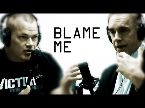 When To Take The Blame - Jocko Willink and Jordan Peterson