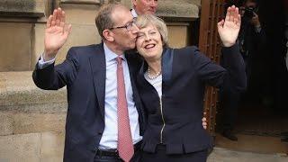 Next British PM: Theresa May