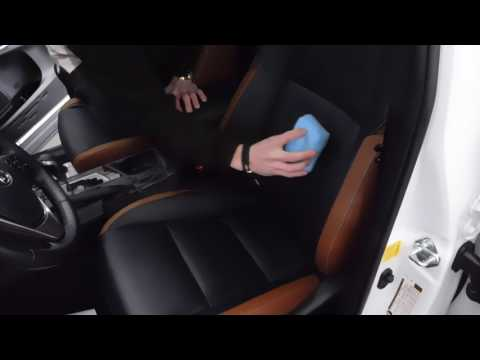 How to: Make Leather Seats Look NEW!