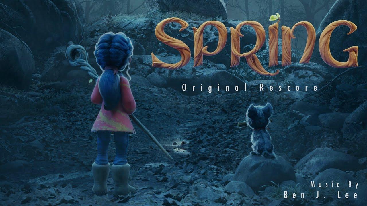 Spring (Blender Short Animation) - Rescored Soundtrack