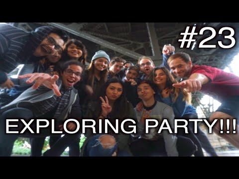 EXPLORING SYDNEY PARTY!!!