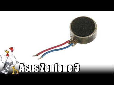 Guía del Asus Zenfone 3: Cambiar vibrador