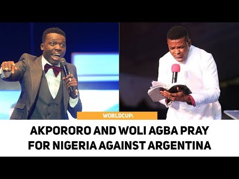 Skit : Akpororo and Woli Agba - That Prayer Point