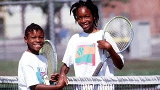 Serena Williams - the story of a tennis sensation