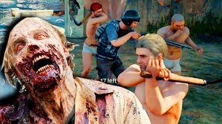 Zombie Swamp Custom Game - BATTLEGROUNDS