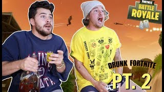The Fireball Challenge Part 2 | W/ Jc Caylen (fortnite Battle Royale)