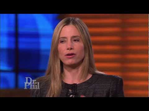 Mira Sorvino Discusses Human Trafficking -- Dr. Phil