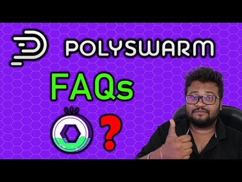 How Polyswarm Works For you? Invest or Not? Am I Investing ? FAQs In Hindi !!!