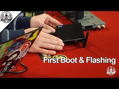 First Boot and Firmware Flashing - WiFi Pineapple Mark V - Pineapple University