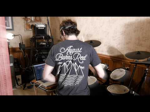 Shaping The Silence - Frozen Footprints (Re-Think Drum Cover)