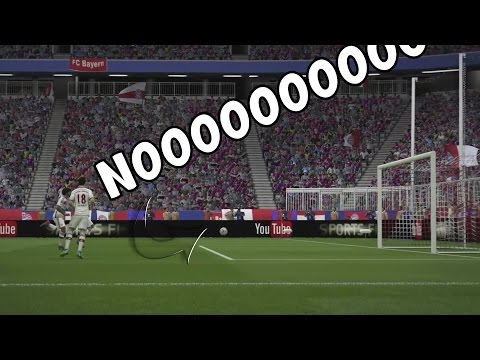 What Happens When You Switch A Goalie and Your Best Player? (FIFA 15 Gameplay)